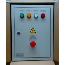 Бюджетный комплект Автоматики генератора АВР-25А для генераторов до 12 кВт