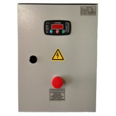 Щит АВР для генератора, автозапуск БЮДЖЕТ-10 ток 10А контроллер DATAKOM DKG-116 автоматы и контакторы Россия-Китай