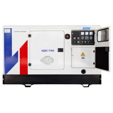 Дизельный генератор с автозапуском 8.1 кВт Исток АД8С-Т400-РПМ11 + Щит АВР