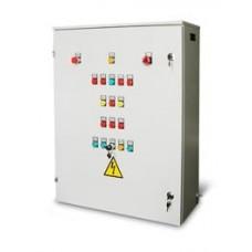 Шкаф управления дымоудалением ШДУ-0,55 (Рдв=0,09-0,55 кВт, Iном=1,6А)