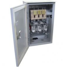 Ящик силовой с рубильником ЯР-1-100А IP54 Без вставок