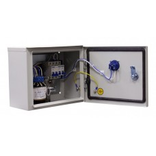Ящик с понижающим трансформатором ЯТПО (ОСМ1-0,63) 220/24В IP54