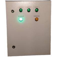 АВР для генератора ЭКАНОМ-10 с вольтметрами