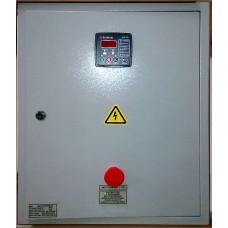 Щит АВР для генератора, автозапуск ЭКОНОМ-10 ток 10А контроллер DATAKOM DKG-105 автоматы и контакторы Россия-Китай