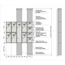 уэрм на 2 квартиры Устройства этажные распределительные модульные