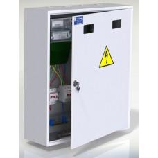 Щит учета электроэнергии ЩУ- 1 IP31 3п 100А