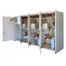 Установка компенсации реактивной мощности Schneider Electric УКРМ  VarSet Easy100 кВАр 400В с авт. выключателем для незагряз. Сети
