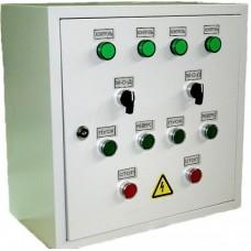 Ящик управления АД с к/з ротором ШУ5103-03В2А