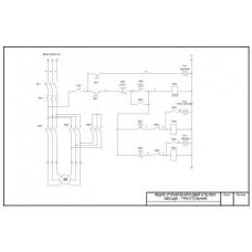 Ящик управления АД с к/з ротором Я5110-1874 УХЛ4 схема Звезда - Треугольник Т.р.0,4-0,63А 0,18 кВт